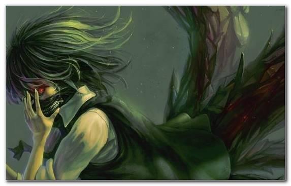 Image Tokyo Ghoul Mythical Creature Flora Manga Mythology