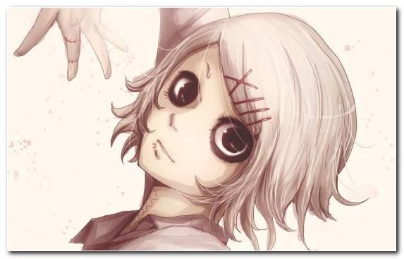 Image Tokyo Ghoul Wool Face Nose Ken Kaneki