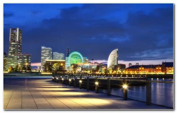 Image Tokyo Horizon Urban Area Landmark Cityscape
