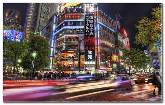 Image Tokyo Tower Night City Commercial Building Urban Area