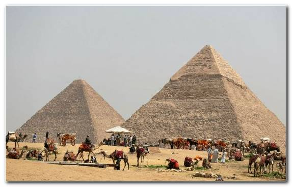 Image Tourism Egyptian Pyramids Historic Site Great Pyramid Of Giza Wonders Of The World