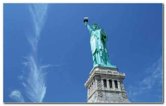 Image Tourism Statue Landmark Day Daytime