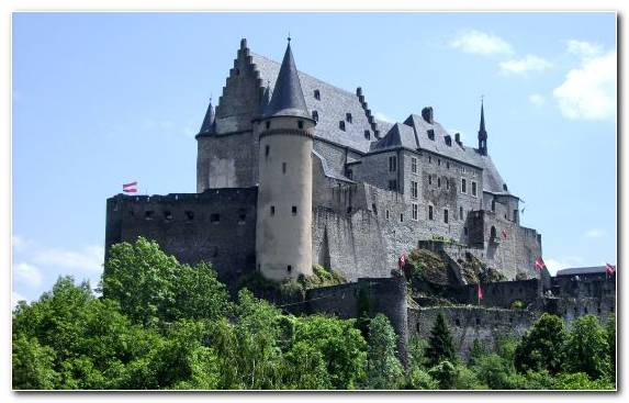 Image Tourism Tourist Attraction Middle Ages Turret Castle