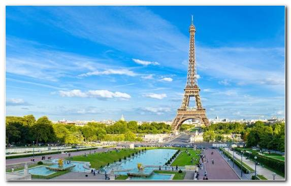 Image Tourism Tower Eiffel Tower National Historic Landmark Day