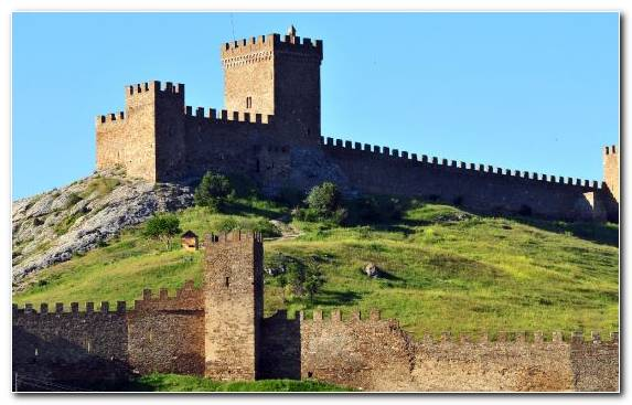 Image Tourist Attraction Fortress Medieval Architecture Quotation Historic Site
