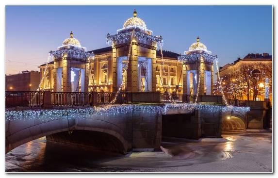 Image Tourist Attraction Bridge City Metropolis Plaza