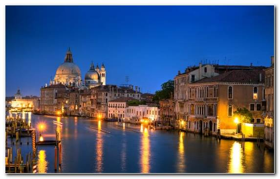 Image tourist attraction sky grand canal reflection waterway