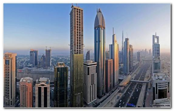 Image tower urban area capital city hotel burj al arab