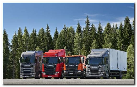 Image Tree Scania Pickup Truck Scania Ab Truck