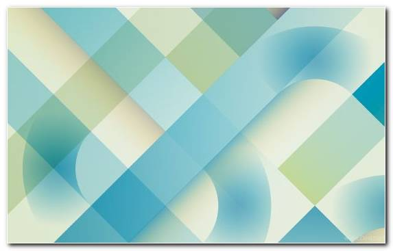 Image Triangle Android KitKat Abstract Art Aqua Design