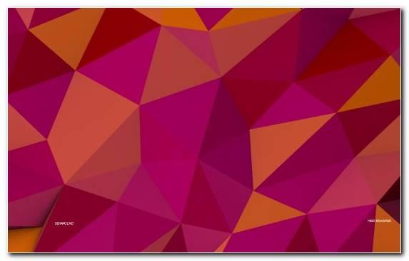 Image triangle purple line design angle