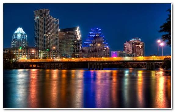 Image Urban Area Austin Skyline Cityscape Horizon