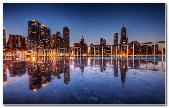 Image Urban Area Cityscape Horizon Building Chicago