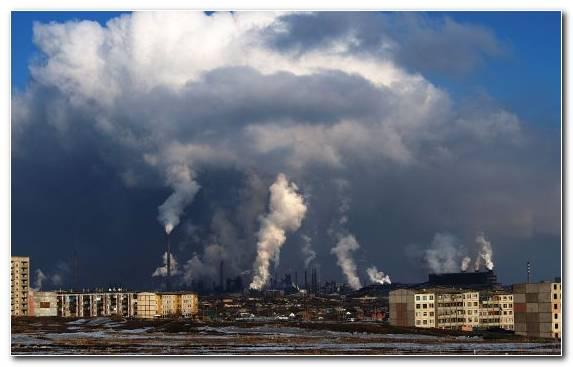 Image Urban Area Cloud Sky Metropolis Karaganda