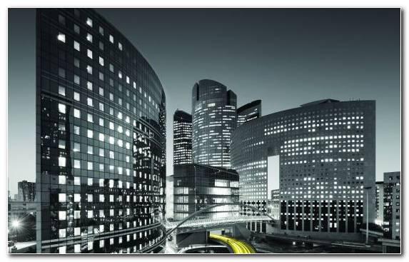 Image urban area infrastructure business metropolis city