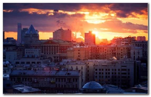 Image Urban Area Sky Metropolis Horizon Town
