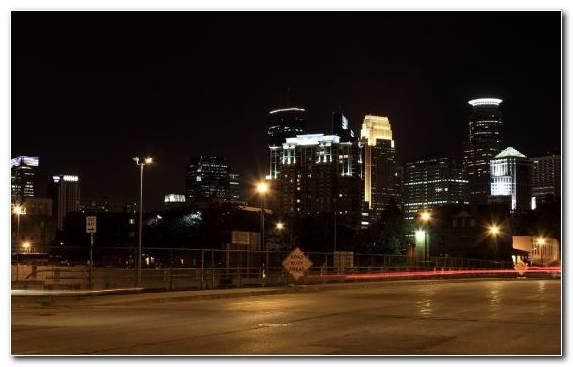 Image Urban Area Street Horizon Skyline Cityscape