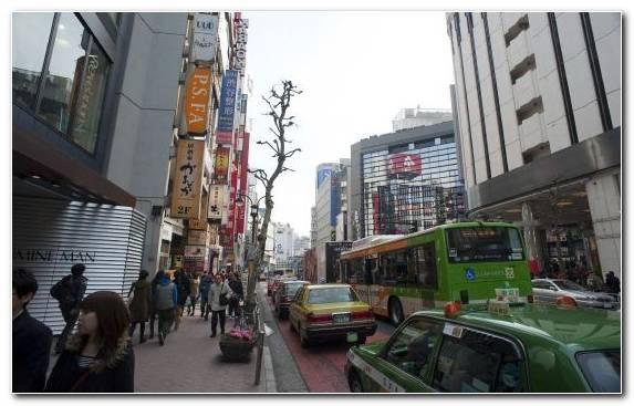 Image Urban Area Tokyo Capital City Town City