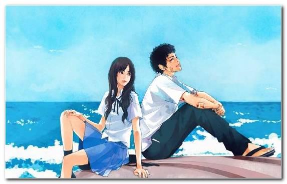 Image Vacation Yaoi Girl Leisure Couple
