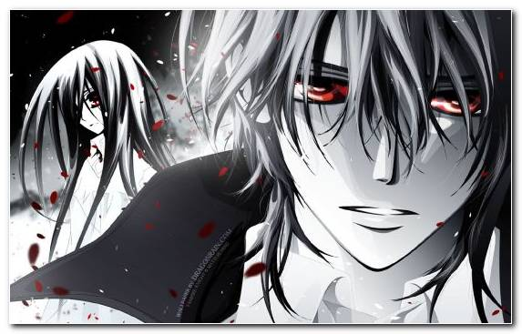 Image Vampire Knight Blood Kaname Kuran Hime Cut Darkness