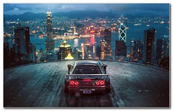 Image Victoria Peak Need For Speed City Car Nissan Gt R