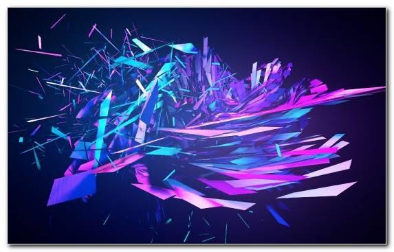 Image violet graphic design light bangs purple