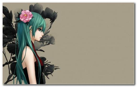Image Vocaloid Song Flower Anime Costume