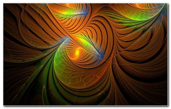 Image Vortex Circle Fractal Art Symmetry Graphics