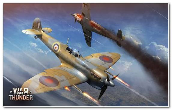 Image War Thunder Spitfire Messerschmitt Bf 109 Aviation Supermarine Military Aircraft