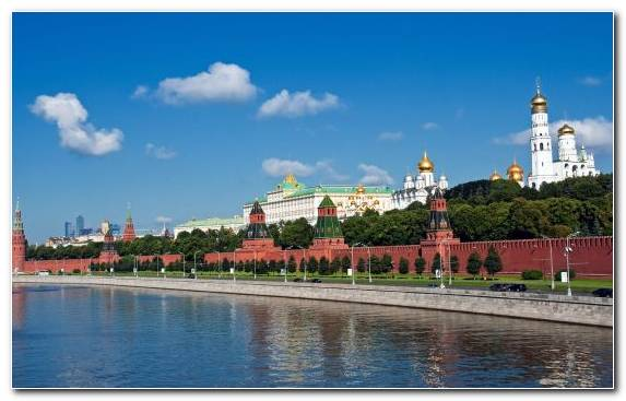 Image Waterway City Tourist Attraction Landmark Moskva River