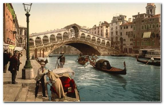 Image Waterway History Water Transportation City Gondola