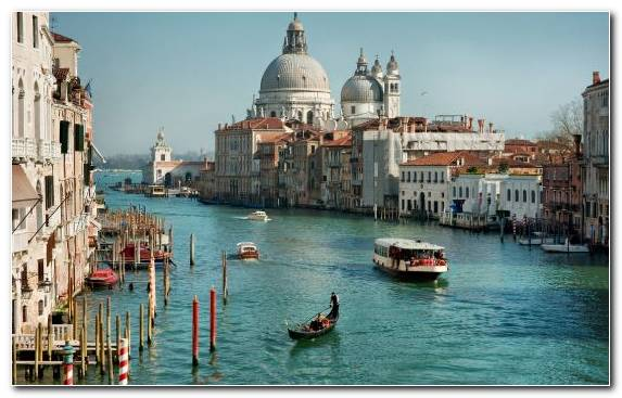 Image waterway sky tourist attraction grand canal water