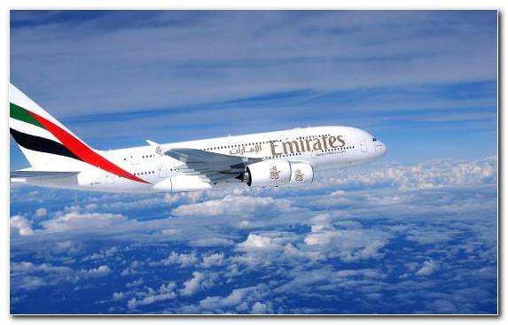 Image Wide Body Aircraft Airbus A380 Emirates Airbus Airline