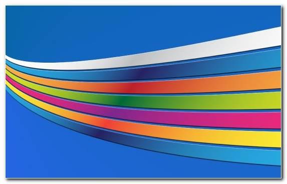 Image yellow colorful blue orange line