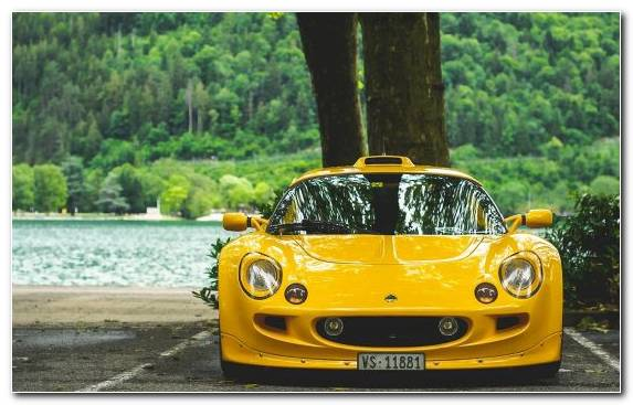 Image Yellow Lotus Sports Car Supercar Koenigsegg Agera