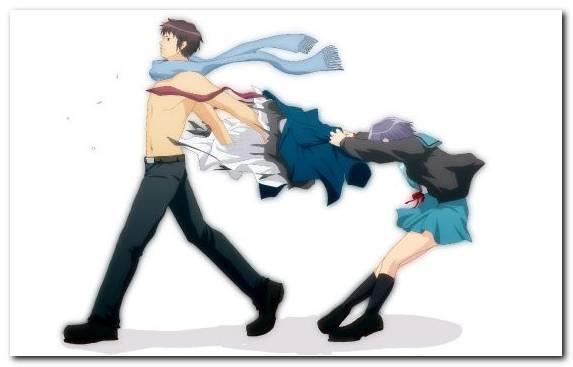 Image Yuki Nagato Haruhi Suzumiya Mangaka Illustration Itsuki Koizumi