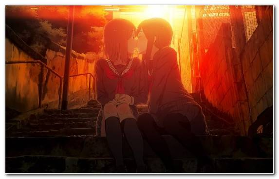 Image Yuri Love Light Kiss Artist