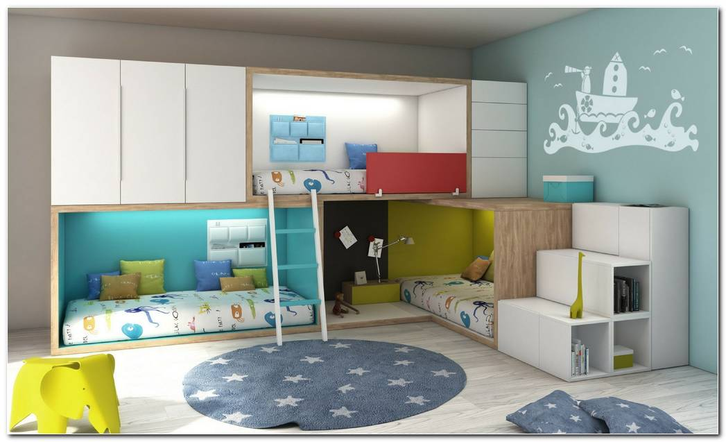Imagenes De Decoracion De Dormitorios Juveniles