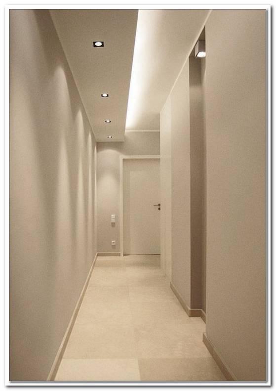 Indirekte Beleuchtung Eingangsbereich