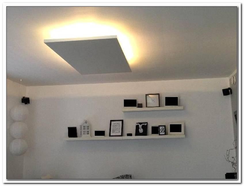 Indirekte Beleuchtung Lampe Selber Bauen