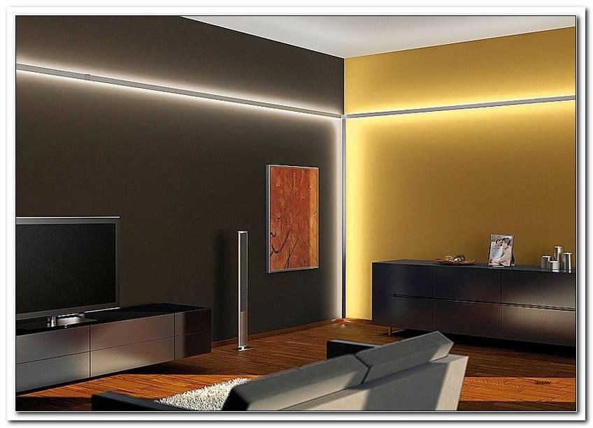 Indirekte Beleuchtung Wand Led