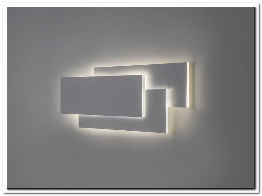 Indirekte Beleuchtung Wandlampe