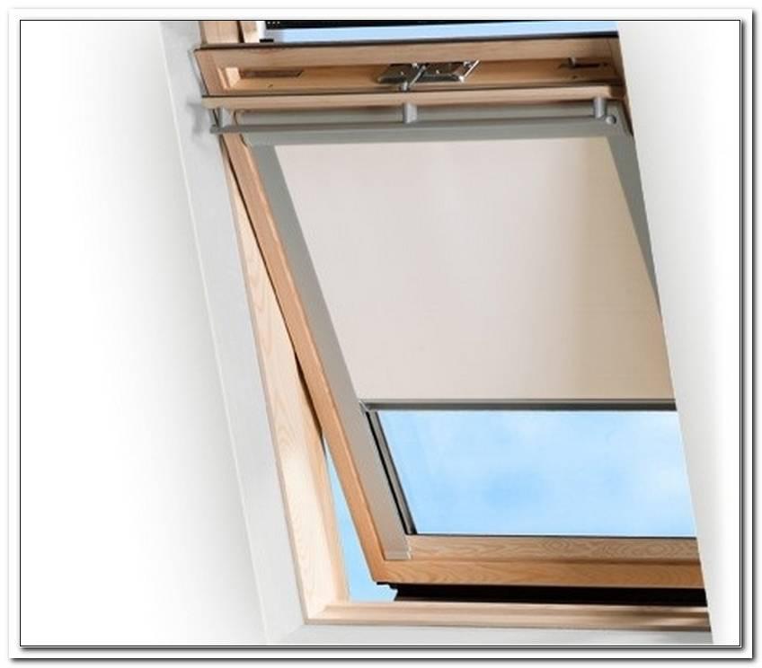 Innenrollos F?R Dachfenster