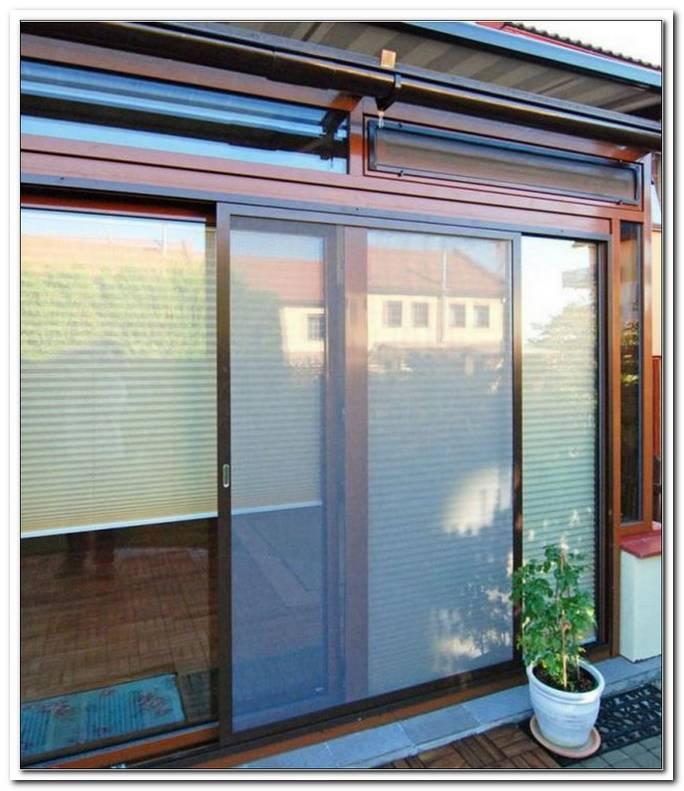 Insektenschutz Fenster Zum Schieben