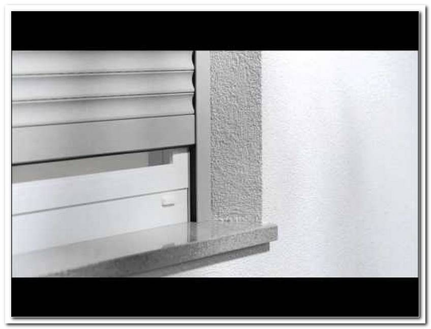 Insektenschutz Zwischen Fenster Rolladen