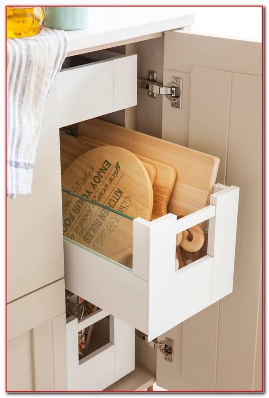 Interior Armario Cocina Extraible
