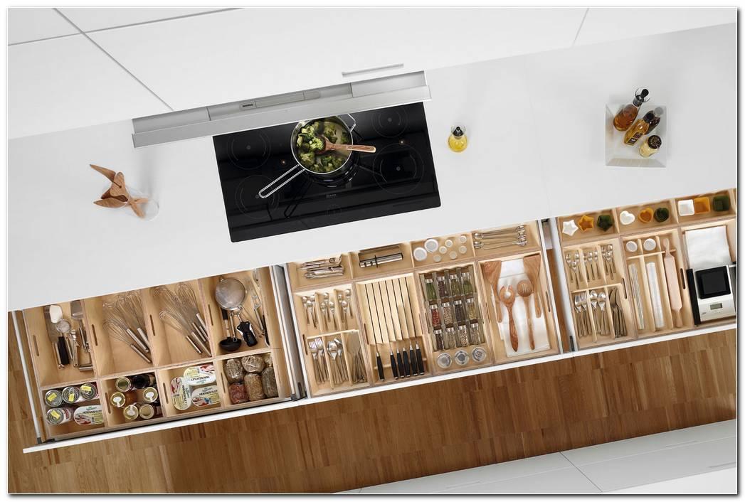 Interior Cajones Cocina Santos