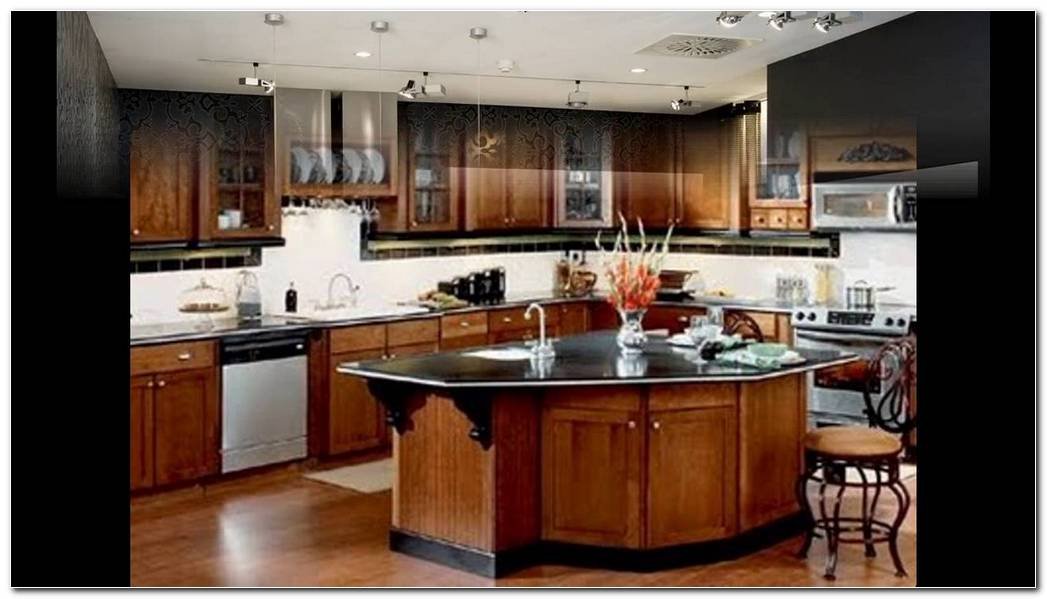 Interior De Cocina Integral
