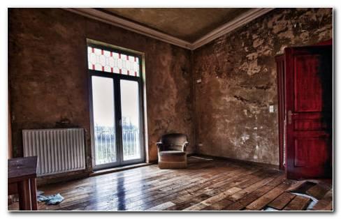 Interior Room Chair HD Wallpaper
