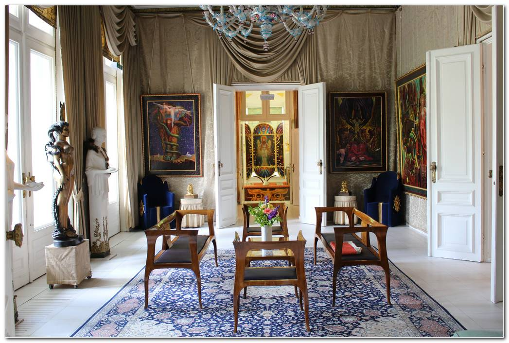 Interiores Casas Famosos Fotos